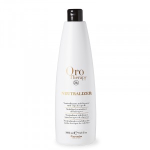 Oro Therapy Neutralisant stabilisant tous types de cheveux Neutralizer 1000ML, Neutralisant