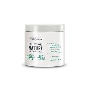 Eugène Perma Masque réparateur bio Cycle Vital  200gr, Après-shampoing naturel