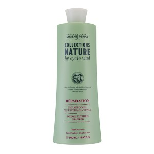 Eugène Perma Shampooing nutrition intense Cycle Vital 500ML, Shampoing naturel