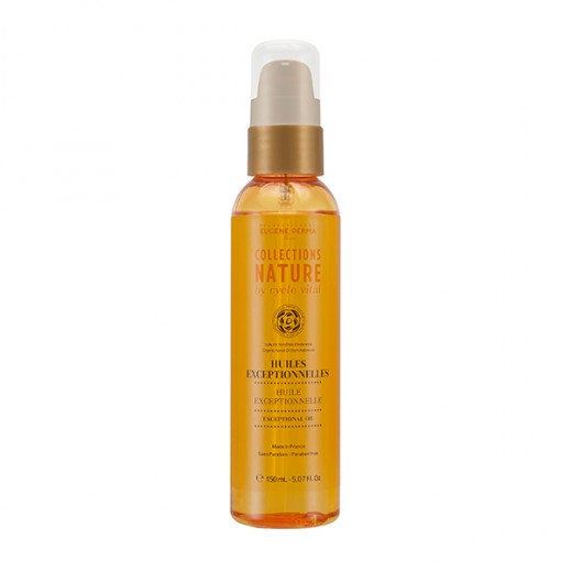 Eugène Perma Huile exceptionnelle Cycle Vital 150ML, Soin naturel