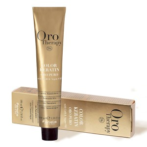 Oro Therapy Coloration d'oxydation Color Keratin Oro Puro 100ML, Coloration d'oxydation