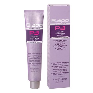 B-App Coloration permanente B-app 60ML, Coloration d'oxydation