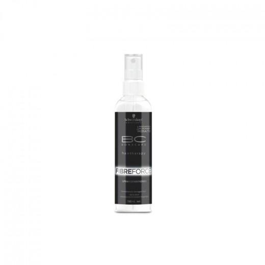 Schwarzkopf Après-shampooing Fibre Force Bonacure Schwarzkopf 150ML, Après-shampoing avec rinçage