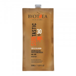 Crème solaire waterproof SPF30 haute protection