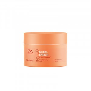 Wella Masque nutrition intense Nutri-Enrich Invigo 150ML, Masque cheveux