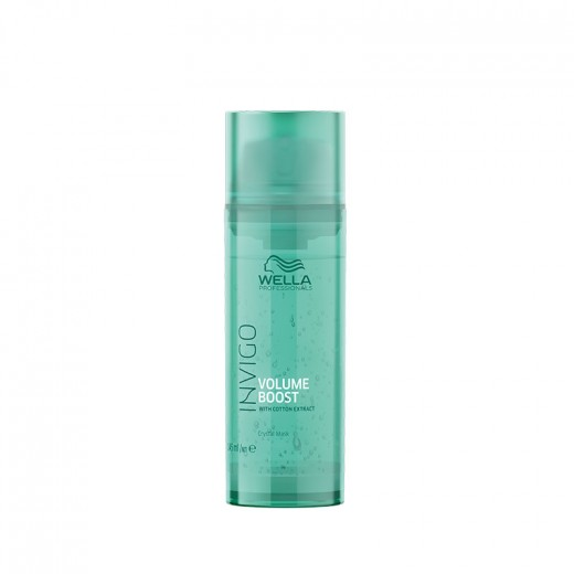 Wella Masque Crystal Volume Boost Invigo 145ML, Masque cheveux