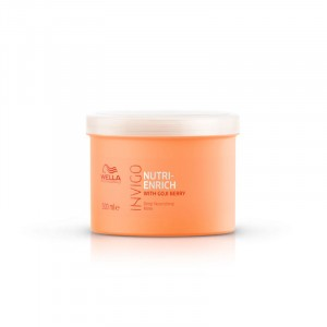 Wella Masque nutrition intense Nutri-Enrich Invigo 500ML, Masque cheveux
