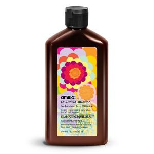 Amika Shampooing équilibrant Balancing Shampoo 300ML, Shampoing traitant