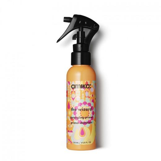Amika Démêlant cheveux primer The Wizard 118ML, Spray cheveux