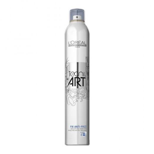 L'Oréal Professionnel Spray anti-frizz Tecni.art 400ML, Spray cheveux