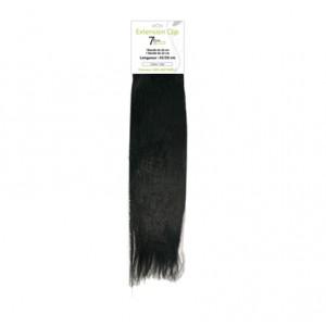 7eme élément Bandeau extensions naturelles à clips Noir, Extension à clip naturel