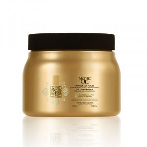 Masque aux huiles cheveux normaux à fins Mythic Oil