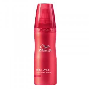 Wella Mousse sans rinçage cheveux colorés Brilliance 200ML, Spray cheveux