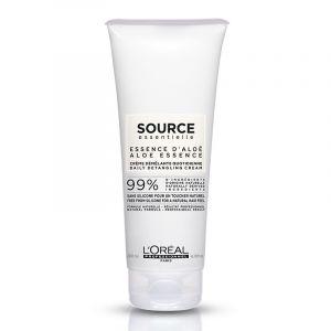 L'Oréal Professionnel Crème démêlante quotidienne Source Essentielle 200ML, Après-shampoing naturel