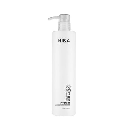 Nika Traitement lissant Premium - Fairy Silk  500ML, Cure