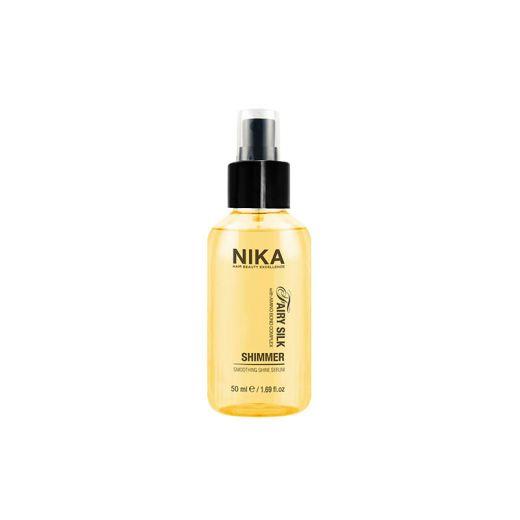 Nika Sérum anti-frisottis Shimmer - Fairy Silk 50ML, Sérum