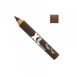 Peggy Sage Crayon sourcils fibre Marron chaud - XL Brow Fiber 17g, Crayon sourcils