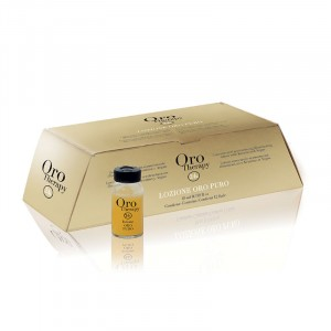 Oro Therapy Boîte de 12 lotions Oro Puro (12x10ml) 120ML, Lotion