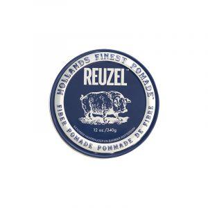 Reuzel Cire pour cheveux fixation forte - Fiber Hog 340g, Cire