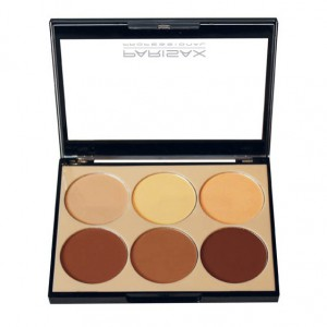 Palette contouring Natural