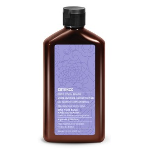 Amika Après-shampooing déjaunisseur  Bust Your Brass 300ML, Après-shampoing avec rinçage