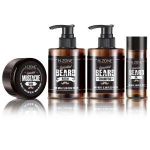 Kit barbe et moustache