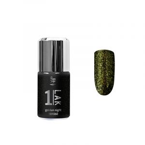 Vernis semi-permanent 1-Lak - Golden night