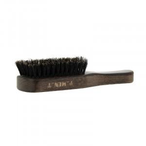 Pure Men Tolerance Brosse large en bois d'hêtre et poils de sanglier 8 rangs, Accessoires barbe