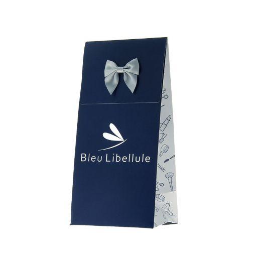 Bleu Libellule Pochette cadeau Bleu & Argent, Carnet et fourniture