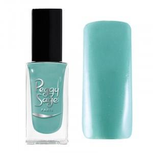 Peggy Sage Vernis à ongles Nacré-Irisé Caribbean 11ML, Vernis à ongles couleur