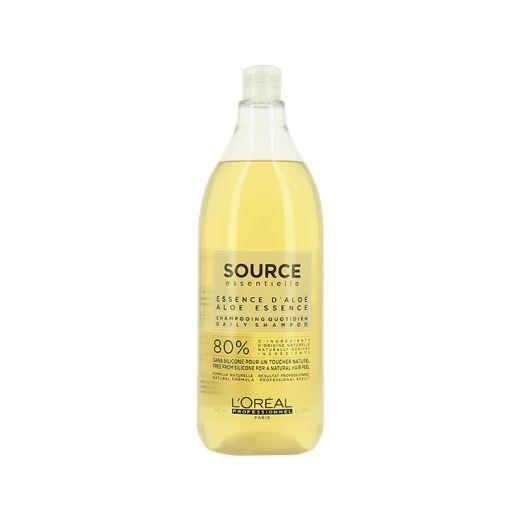 L'Oréal Professionnel Shampooing quotidien Source Essentielle 1500ML, Shampoing naturel