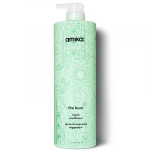 Amika Après-shampooing réparateur The Kure 1000ML, Après-shampoing avec rinçage