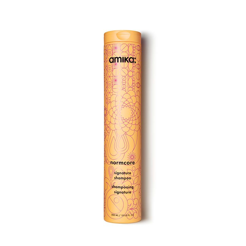 Amika Shampooing cheveux normaux signature Normcore 300ML, Cosmétique