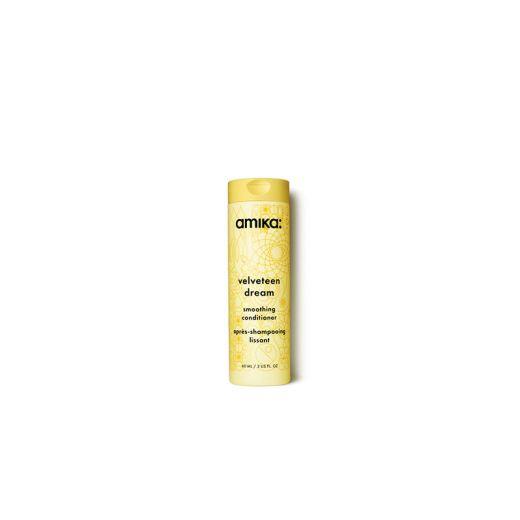 Amika Après-shampooing lissant Velveteen Dream 60ML, Après-shampoing avec rinçage