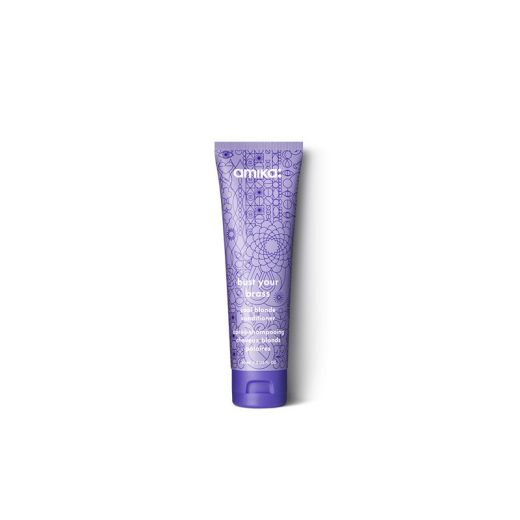 Amika Après-shampooing déjaunisseur Bust your brass 60ML, Après-shampoing avec rinçage