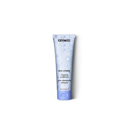 Amika Après-shampooing nettoyant Nice Cream 60ML, Cosmétique
