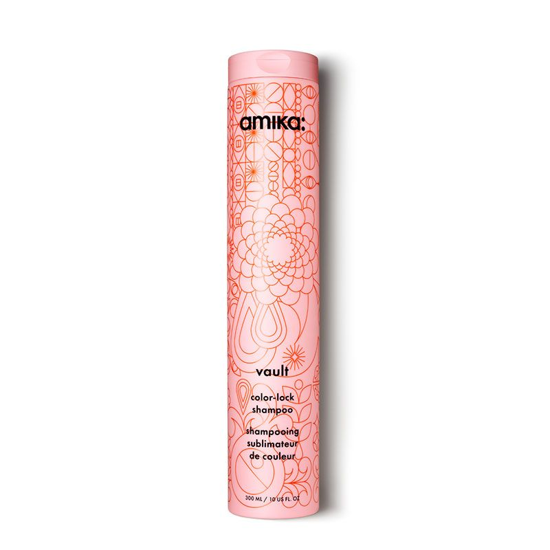 Shampooing Cheveux Colores Vault 300ml Amika