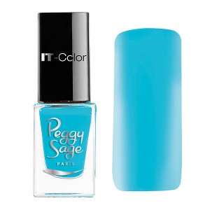 Peggy Sage Mini vernis à ongles IT-Color Delphine 5ML, Vernis à ongles couleur