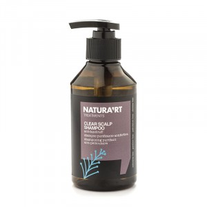 Natura'rt Shampooing purifiant Clear Scalp 250ML, Shampoing traitant