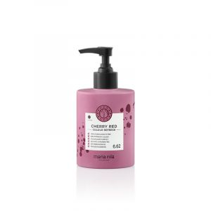 Maria Nila Masque repigmentant Colour refresh 6.62 Cherry Red 300ML, Après-shampoing repigmentant