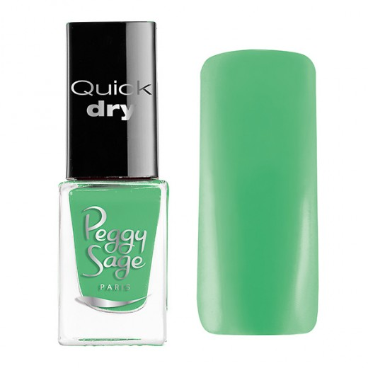 Vernis à ongles diane quick dry peggy sage 5ml