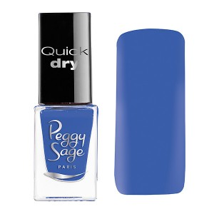 Peggy Sage Mini vernis à ongles Quick Dry Pauline 5ML, Vernis à ongles couleur