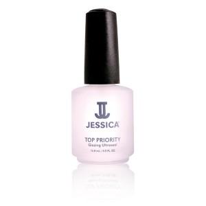 Jessica Top coat Ultra-scellant 14ML, Top & base coat