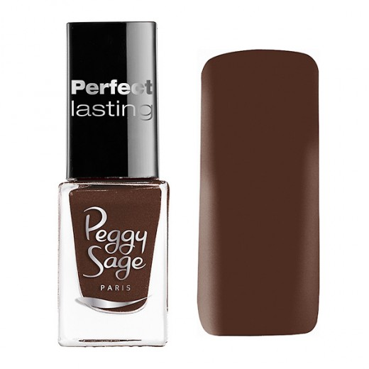 Peggy Sage Mini vernis à ongles Perfect Lasting Priscille 5ML, Vernis à ongles couleur