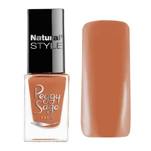 Mini vernis à ongles Natural'Style Ambre