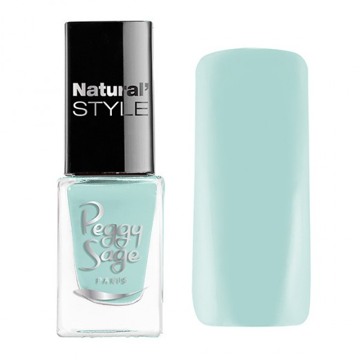 Peggy Sage Mini vernis à ongles Natural'Style Amandine 5ML, Vernis à ongles couleur