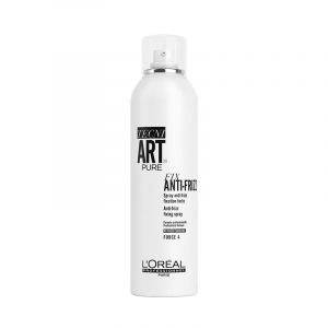 L'Oréal Professionnel Spray anti-frizz fixation forte - Fix Anti-Frizz 400ML, Spray cheveux