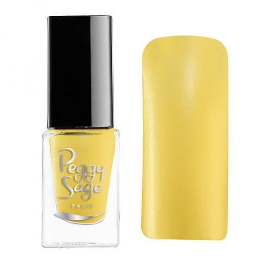 Mini Vernis à ongles squeezy lemon peggy sage 5ml