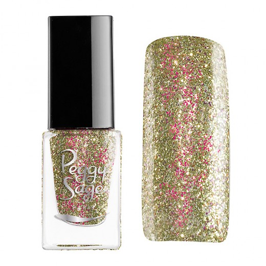 Peggy Sage Mini vernis à ongles Perfect Lasting Beauty queen 5ML, Vernis à ongles couleur