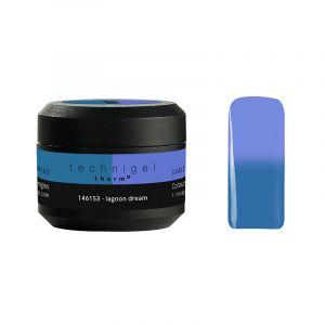 Gel de couleur UV&LED Thermo pour ongles Lagoon dream 5g